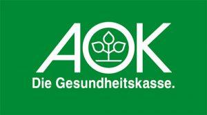 Logo AOK Die Gesundheitskasse