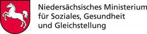 Logo Niedersächsisches Ministerium für Soziales, Gesundheit und Gleichstellung