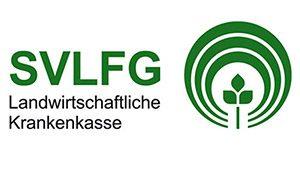 Logo SVLFG - Landwirtschaftliche Krankenkasse