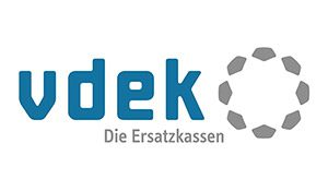 Logo vdek Verband der Ersatzkassen